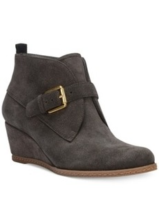 Franco Sarto Amerosa Wedge Booties Women's Shoes