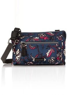Franco Sarto Berlin East West Cross Body Bag, Floral, One Size