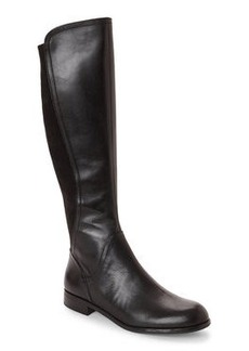 franco sarto Black Maleni Riding Boots