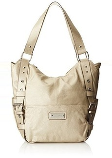 Franco Sarto Bowery Travel Tote,Gold,One Size