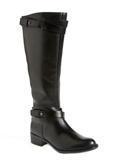 Franco Sarto 'Canary' Leather Riding Boot (Women)