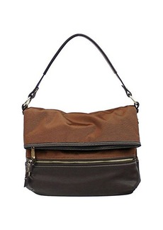 Franco Sarto Cassidy Fold Over Cross Body Bag