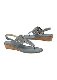 "Franco Sarto® ""Charlize"" Wedge Thong Sandals"