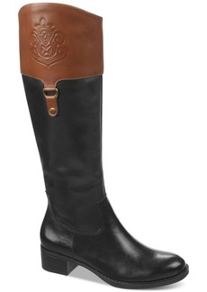 Franco Sarto Clarity Wide Calf Riding Boots