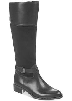 Franco Sarto Corda Wide Calf Tall Boots