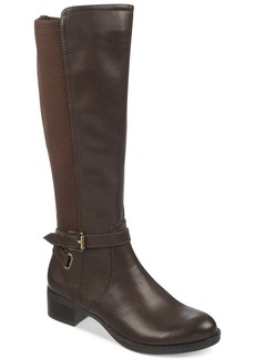 Franco Sarto Country Tall Stretch Back Riding Boots