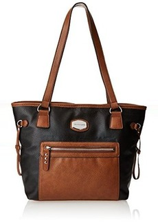 Franco Sarto Dallas Quilted Travel Tote