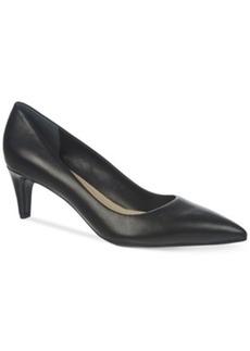 Franco Sarto Discreet Kitten Heel Pumps Women's Shoes