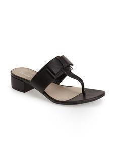 Franco Sarto 'Feline' Thong Sandal (Women)