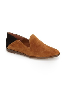 Franco Sarto 'Freeze' Smoking Slipper Flat (Women)