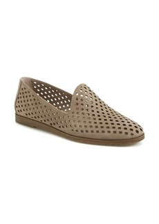 Franco Sarto 'Frontier' Perforated Leather Flat (Women)