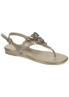 Franco Sarto Galileo Flat Thong Sandals Women's Shoes