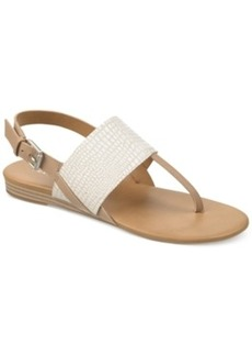 Franco Sarto Gesso Flat Thong Sandals Women's Shoes