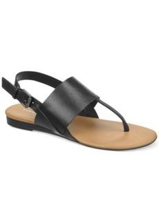 Franco Sarto Gesso Flat Thong Sandals Women's Shoes