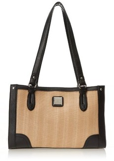 Franco Sarto Hannah Top Zip Top Handle Bag