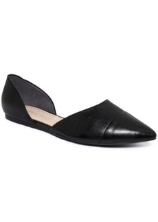 Franco Sarto Hawk Two Piece Pointed Toe Flats Women's Shoes