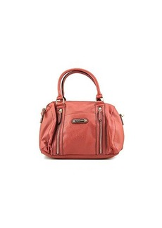 Franco Sarto Ivy Satchel,Wine,One Size