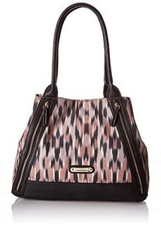Franco Sarto Ivy Travel Tote,Blur Print,One Size