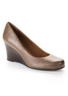Franco Sarto L-Rina Leather Wedges