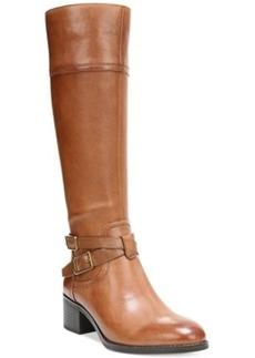 Franco Sarto Lapis Riding Boots Women's Shoes