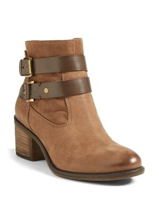 Franco Sarto 'Linden' Leather Bootie (Women) (Nordstrom Exclusive)