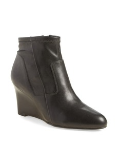 Franco Sarto 'Logana' Stretch Wedge Bootie (Women)