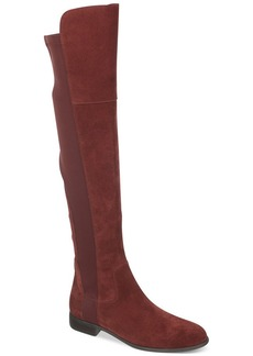 Franco Sarto Motor Over the Knee Stretch Back Boots