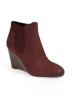 Franco Sarto 'Octagon' Wedge Bootie (Women)
