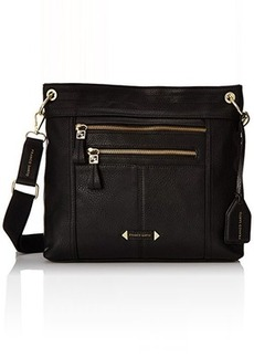 Franco Sarto Russia Messenger Bag, Black, One Size