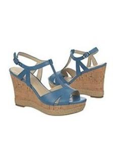 "Franco Sarto® ""Swerve"" T-Strap Sandals"