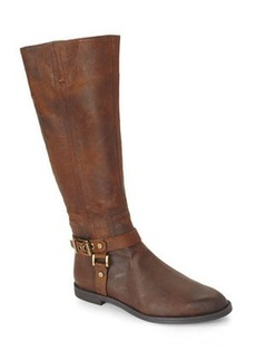 franco sarto Tan Vantage Riding Boots