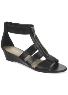 Franco Sarto Unveil Gladiator Wedge Sandals Women's Shoes