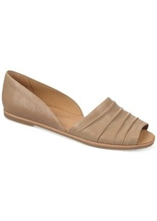 Franco Sarto Vancouver Two-Piece Flats Women's Shoes