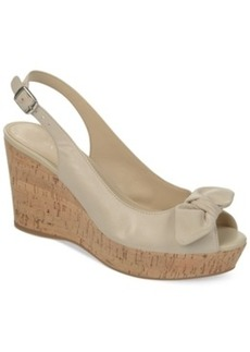 Franco Sarto Vassi Platform Wedge Sandals Women's Shoes