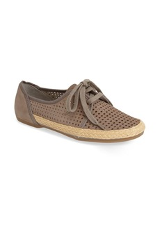 Franco Sarto 'Whimsy' Leather Espadrille Flat (Women)