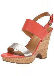 Franco Sarto Women's Gardenia Wedge Sandal