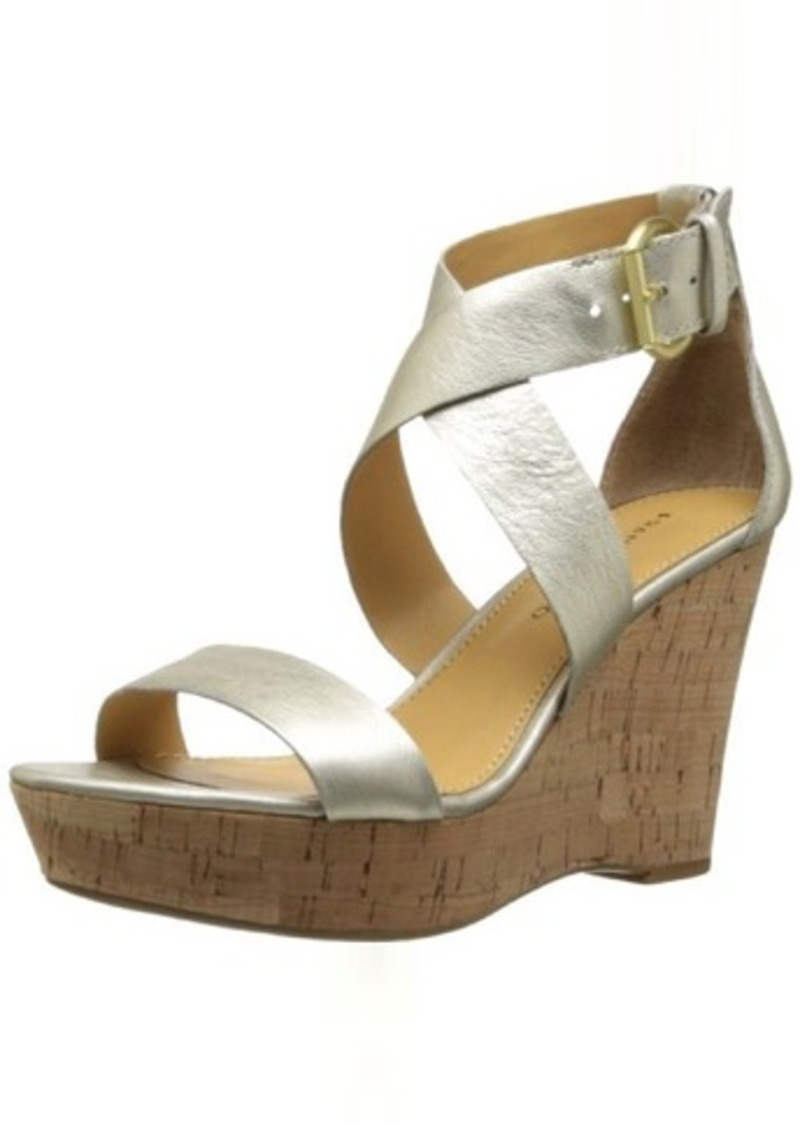 Franco Sarto Women's L-Sitar Platform Sandal