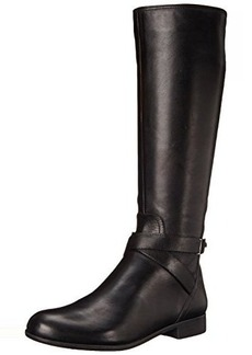 Franco Sarto Women's Majesta Knee High Boot, Black, 6.5 M US