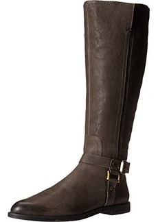 Franco Sarto Women's Vantage Western Boot, Grey, 8.5 M US