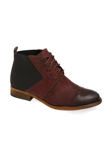 Franco Sarto 'Halix' Lace-Up Bootie (Women)