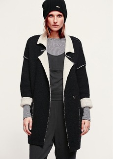 Big on Comfort Sweater Jacket