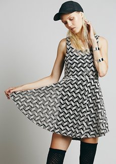 Dizzy Daydream Mini Dress