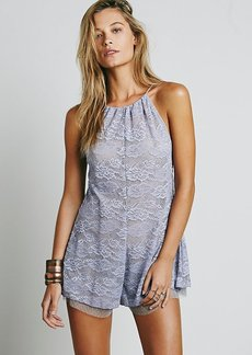 Ease Into It Romper