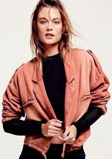 FP New Romantics Earhart Jacket