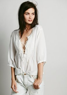 FP ONE Ruffle Me Up Blouse