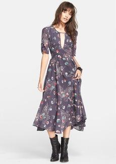 Free People 'Bonnie' Georgette Dress