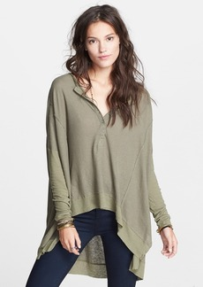 Free People 'Canyon' Henley Top