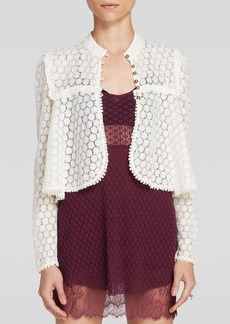 Free People Cardigan - Better Together Lace