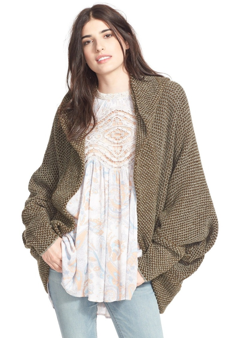 Free People Free People Cocoon Knit Cardigan Sweaters - Shop It T...