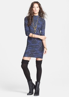 Free People 'Cute & Cozy' Body-Con Dress